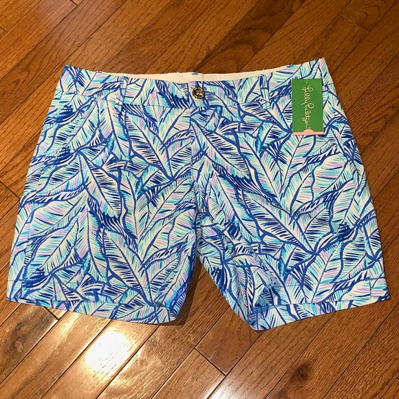 Lilly Pulitzer Pants - Lilly Pulitzer Jayne Stretch Short